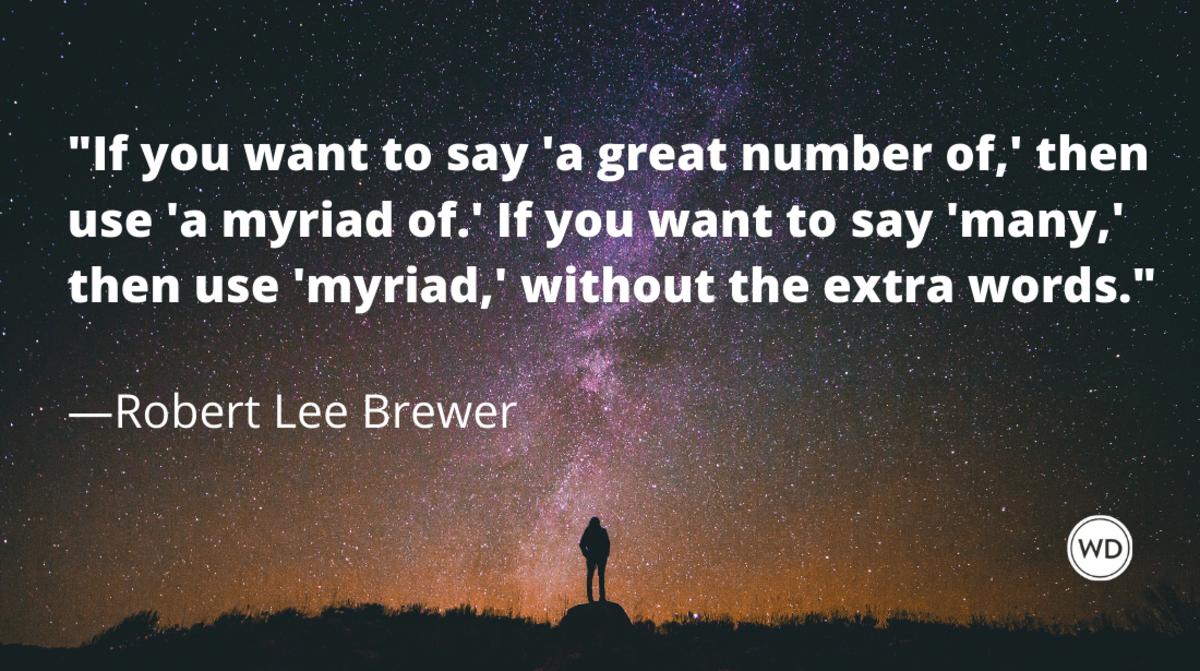 Myriad vs Myriad Of - Grammar Rules