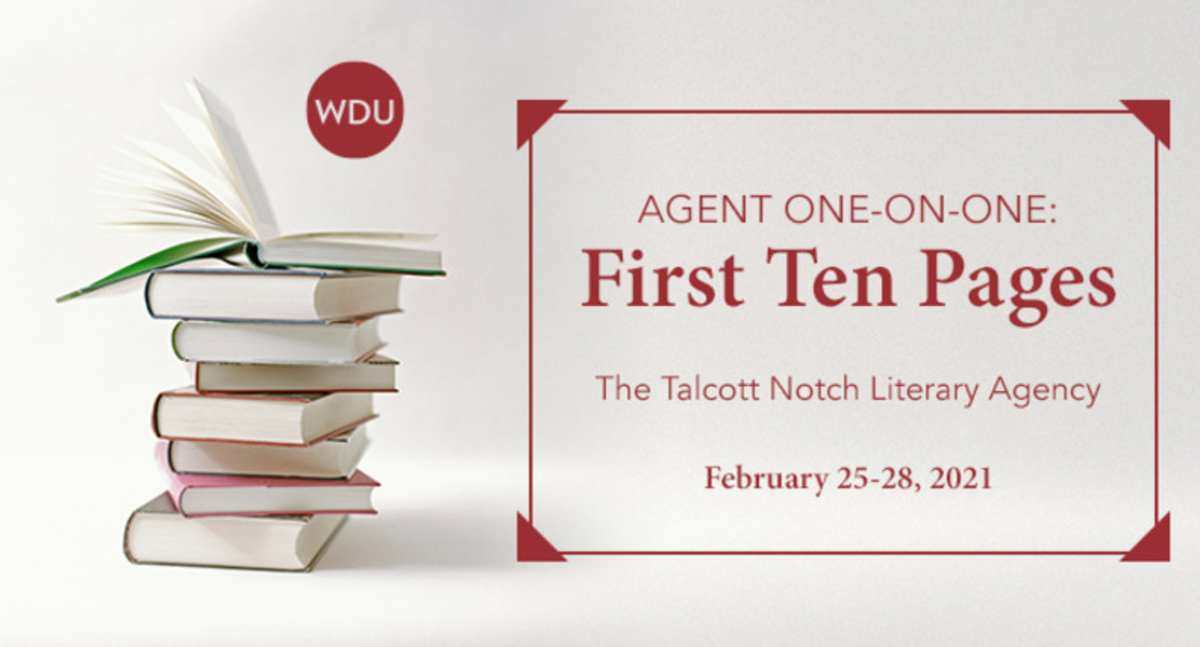 Agent One-on-One First Ten Pages Boot Camp February 2021