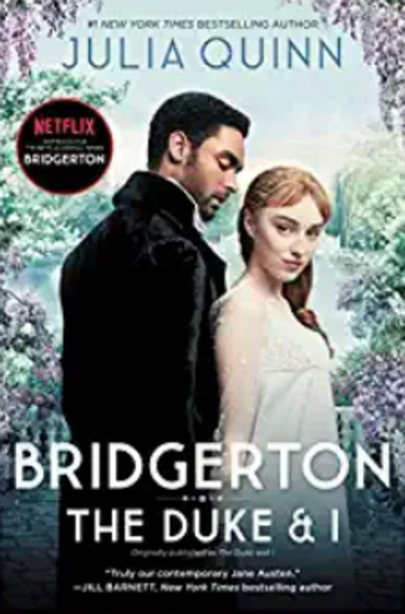 Bridgerton: The Duke and I, by Julia Quinn
