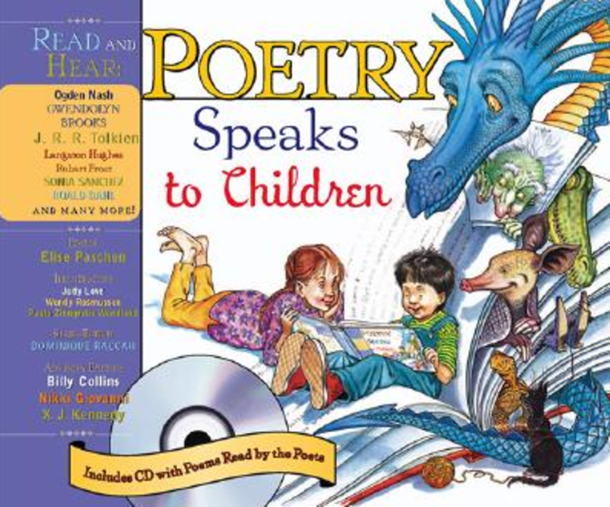 Poetry Speaks to Children, by Elise Paschen