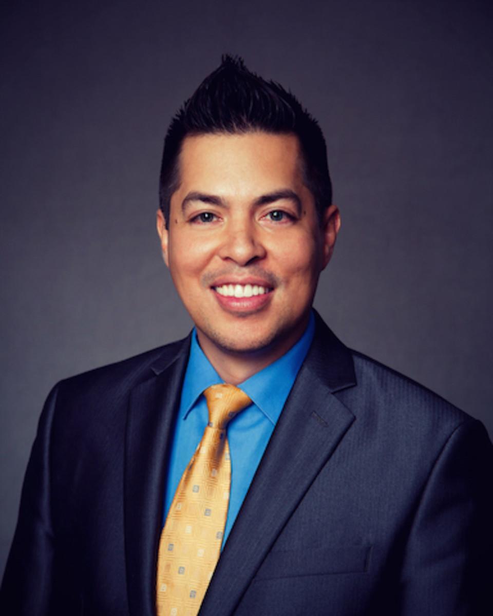 Raul Sanchez (photo credit Rod Sanchez)