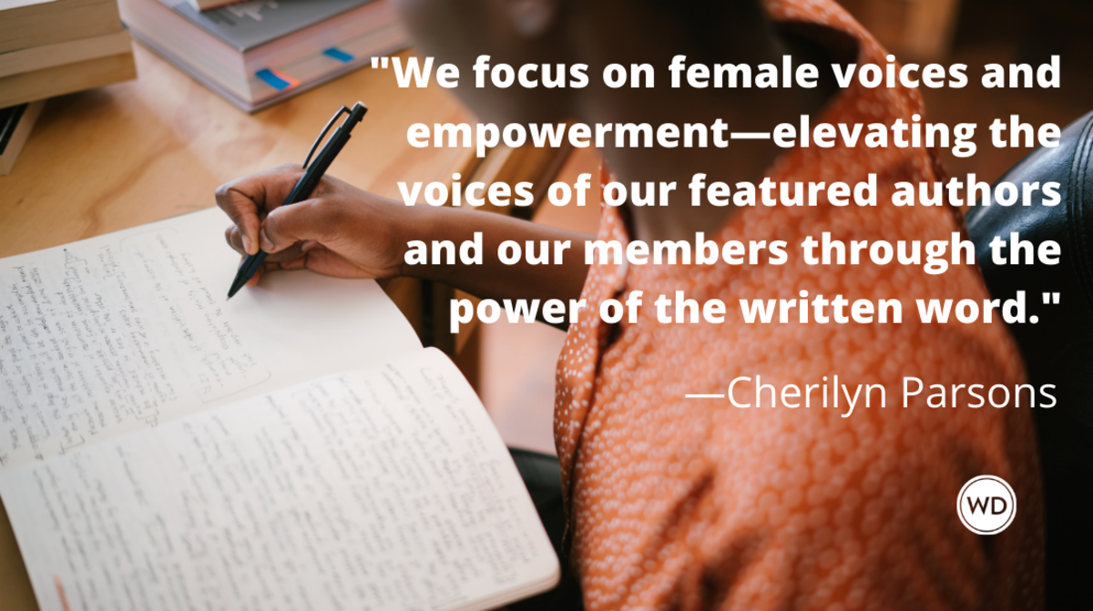 Cherilyn Parsons | Women Lit | Bay Area Book Festival