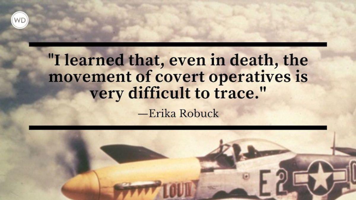 Erika Robuck: On Writing Historical Women