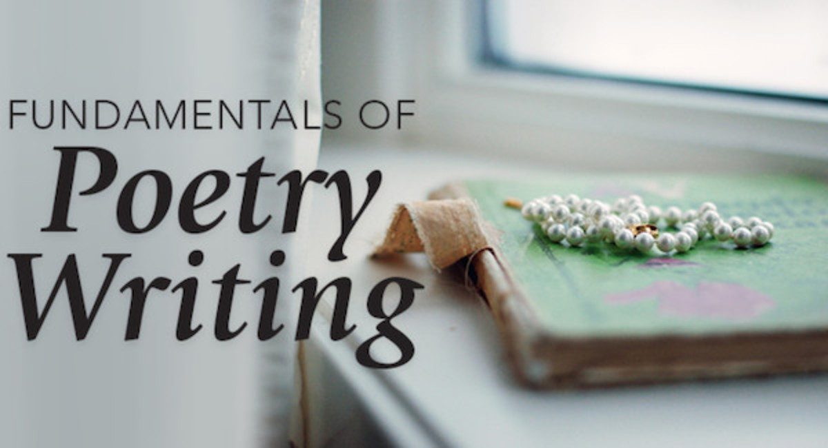 Fundamentals of Poetry Writing