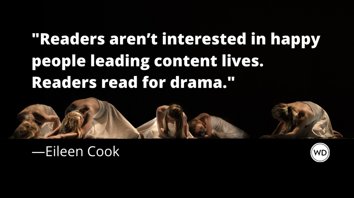 5 Ways to Increase Conflict in a Story, by Eileen Cook