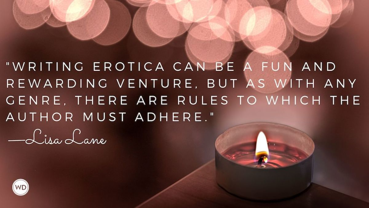 Everything You Always Wanted to Know About Writing Erotica (But Were Afraid to Ask)