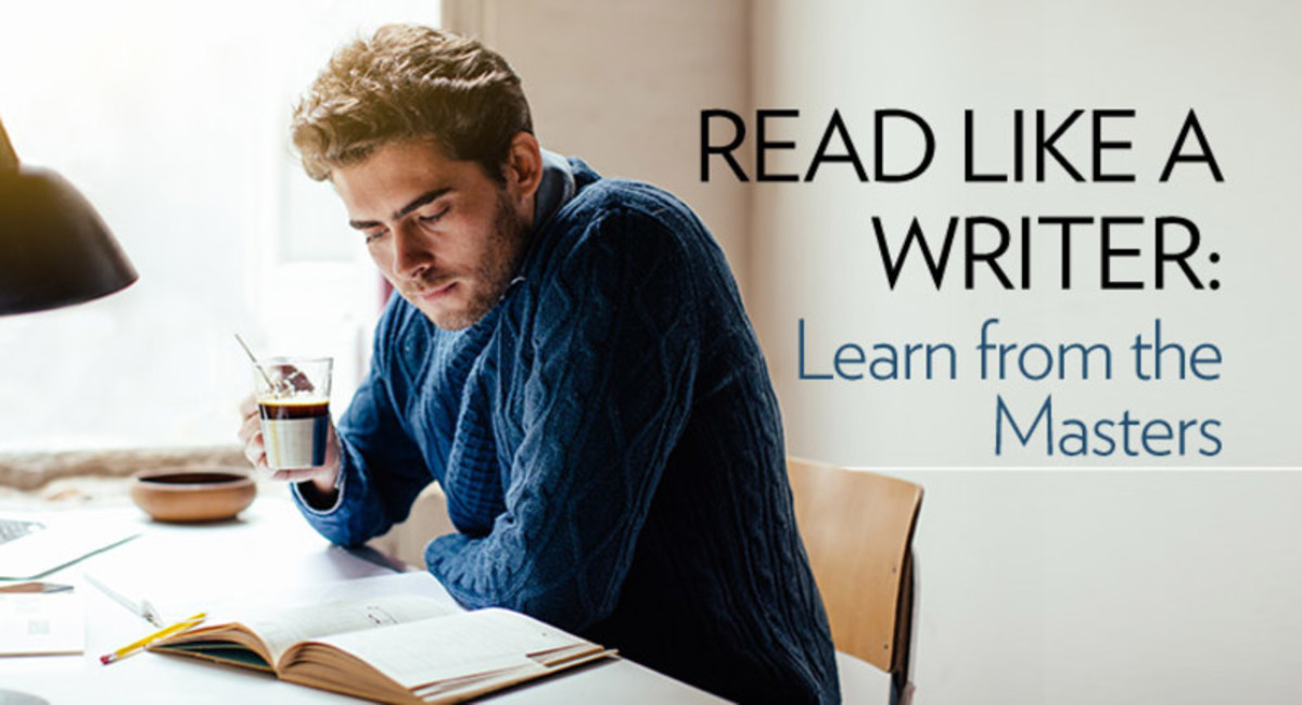 Read Like a Writer: Learn from the Masters