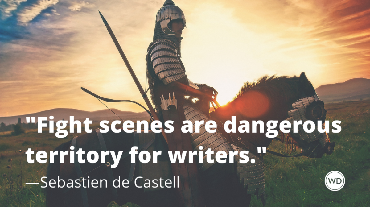 5 Essential Tips for Writing Killer Fight Scenes, by Sebastien de Castell