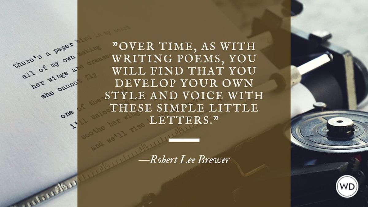 Sample Cover Letters for Poetry Submissions