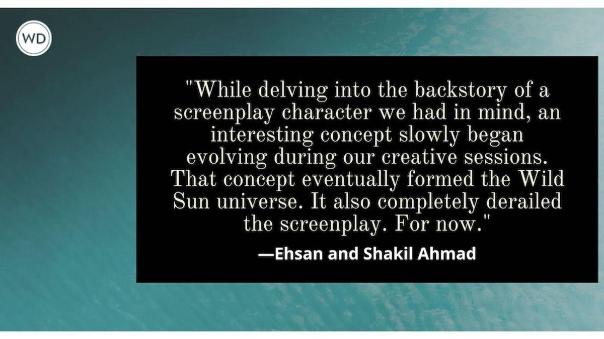 Ehsan Ahmad and Shakil Ahmad: Character-Based Stories