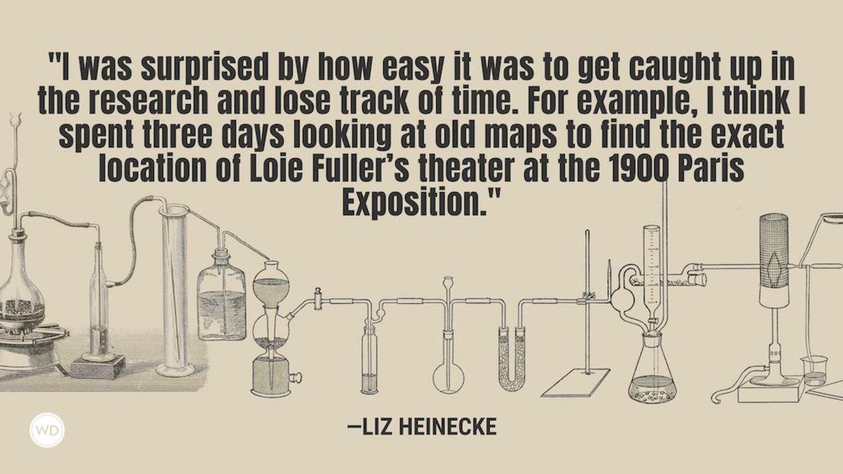 Liz Heinecke: On Writing Creative Nonfiction