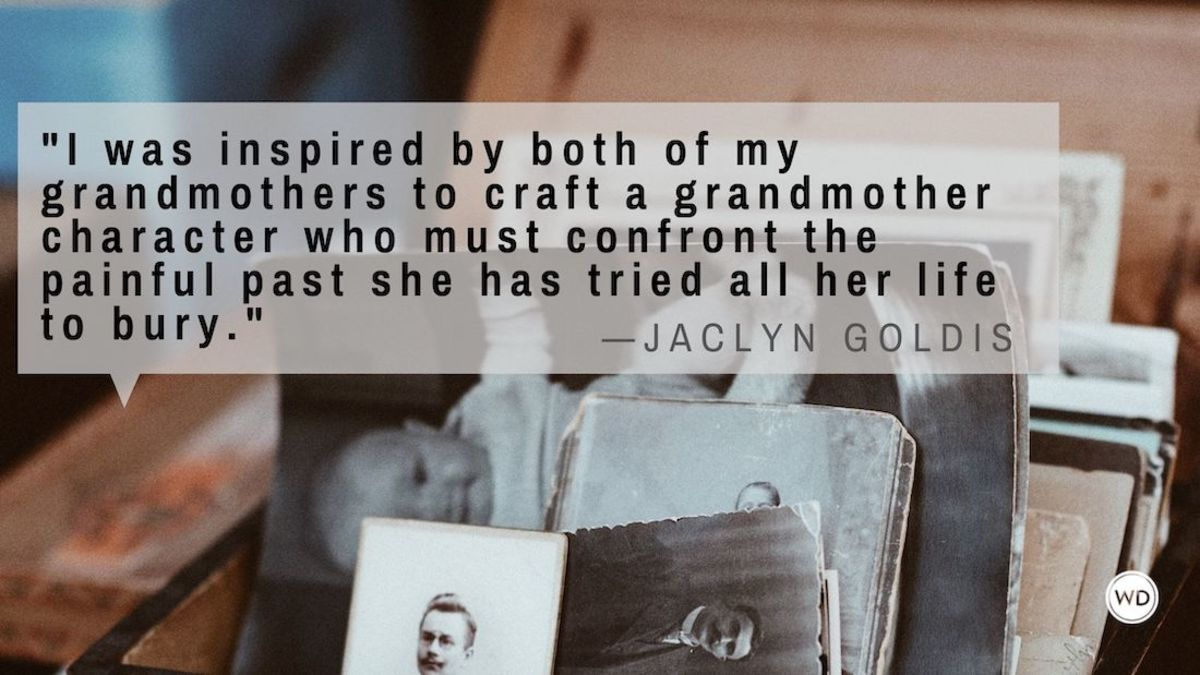 Jaclyn Goldis: From Personal History to Historical Fiction