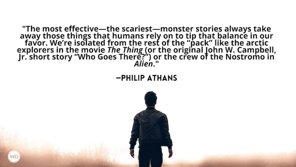 Write Like Stephen King: How to Create Scary Monsters