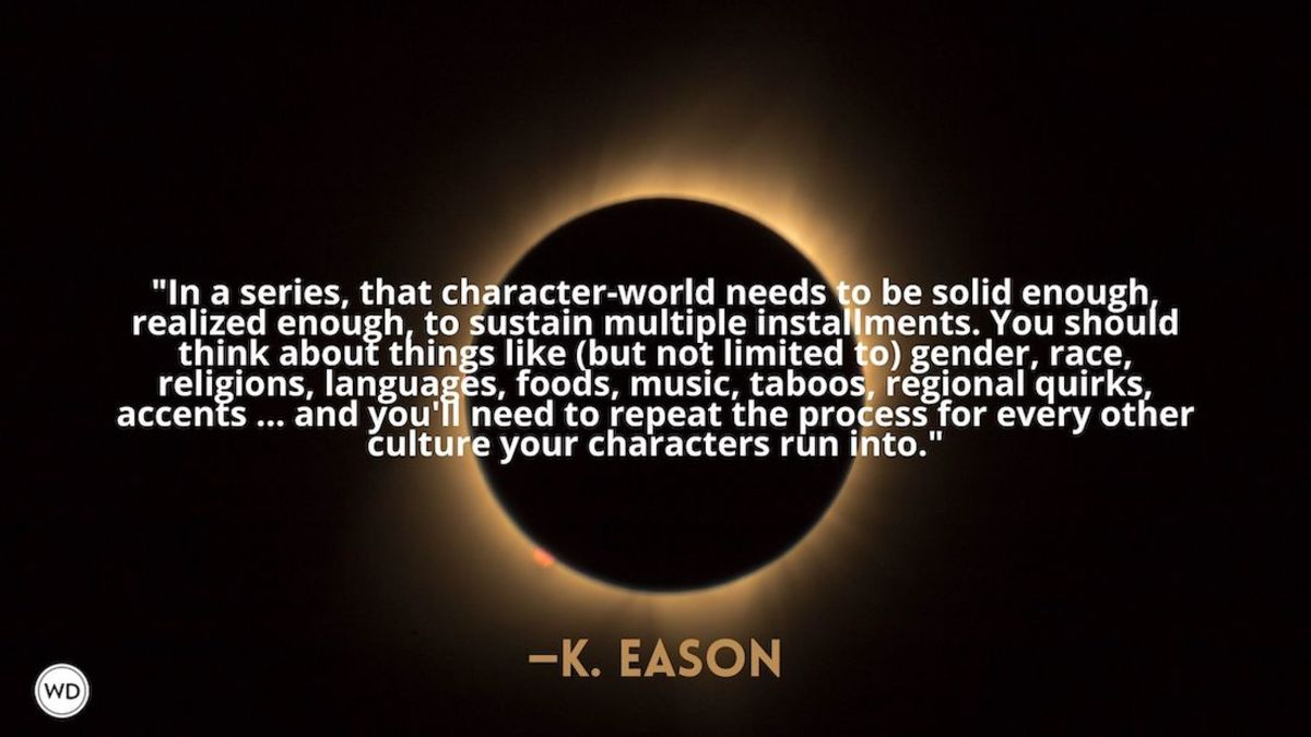 How to Write a Science Fiction Novel Series: 6 Tips