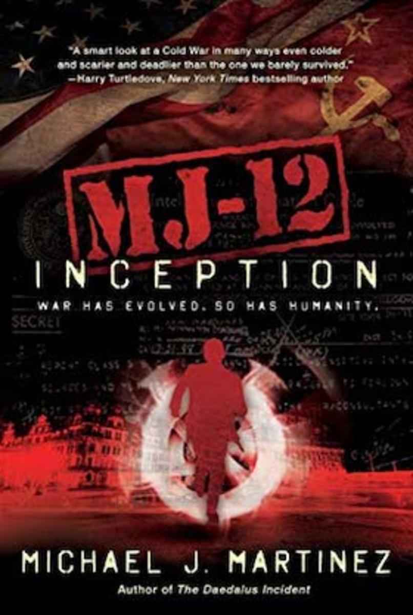 MJ-12: Inception