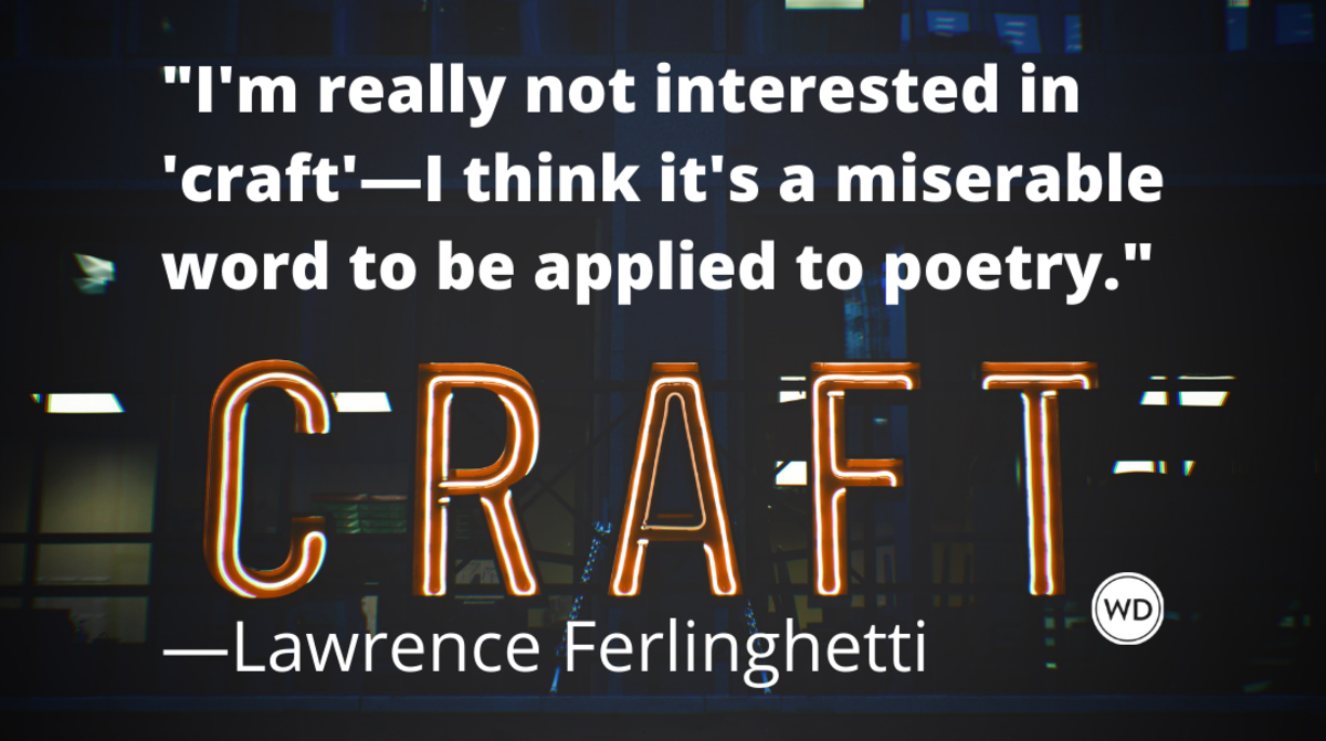 Lawrence Ferlinghetti quotes | I'm really not interested in craft