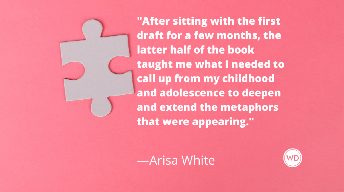 Arisa White: Putting the Pieces Together