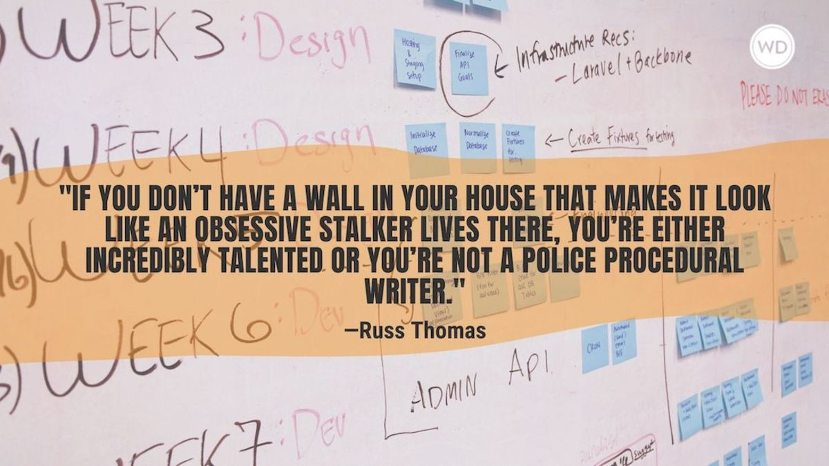 7 Tips for Writing Police Procedurals That Readers Love