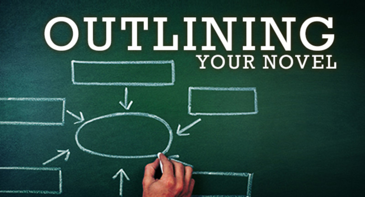 Outlining Your Novel course