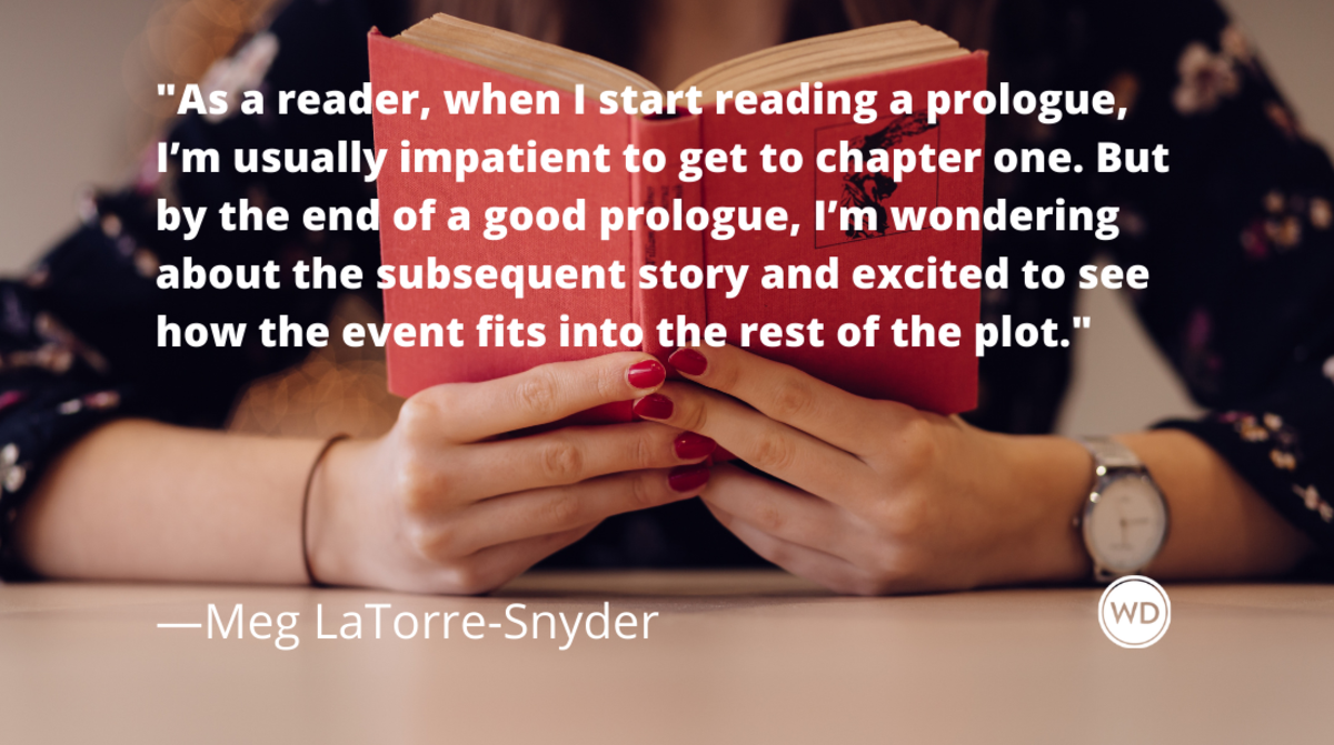 The Great Debate: To Prologue or Not to Prologue | Meg LaTorre-Snyder