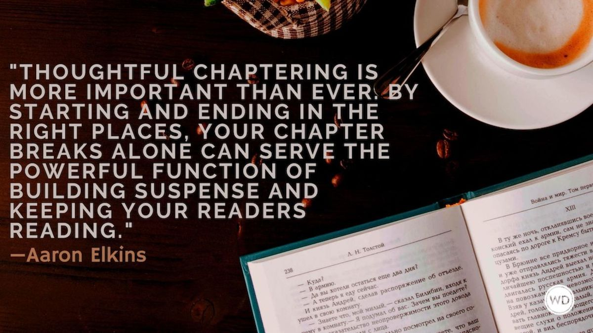 3 Ways to Know When to End Your Chapters