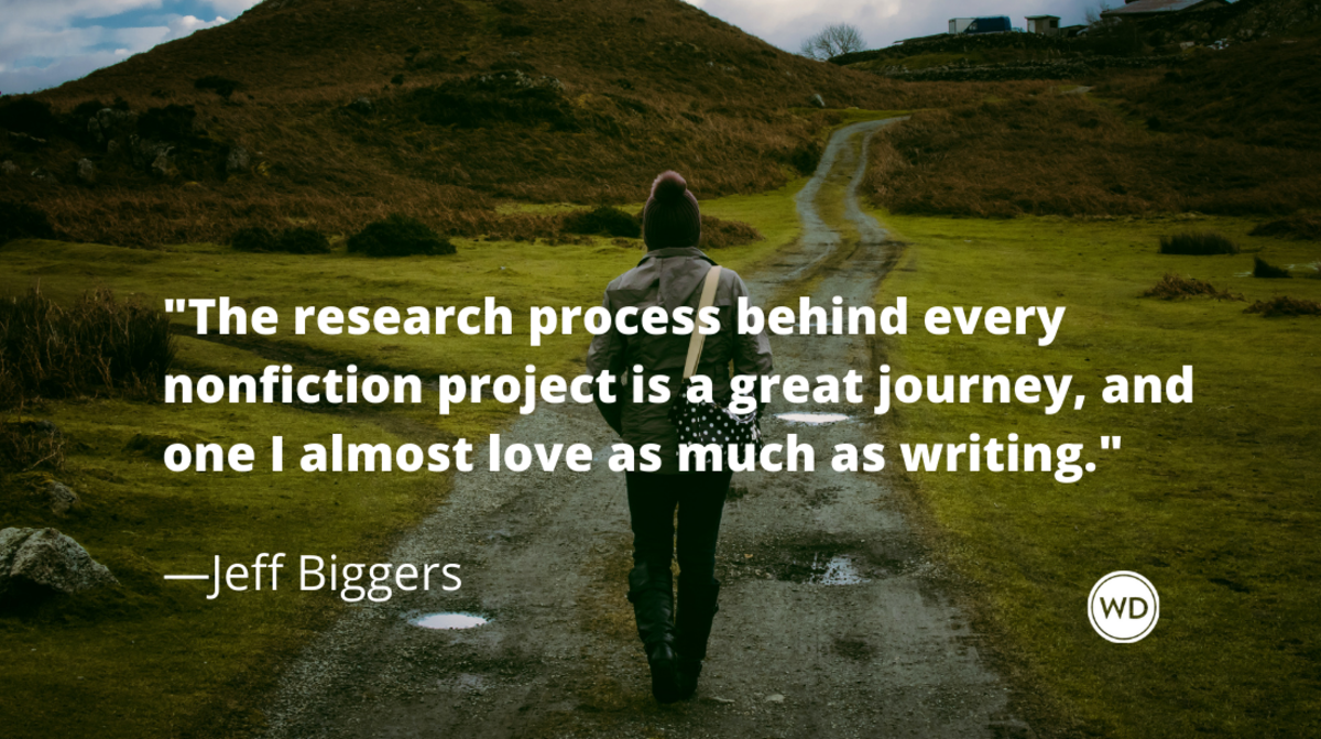 Research Tips for Writing Nonfiction