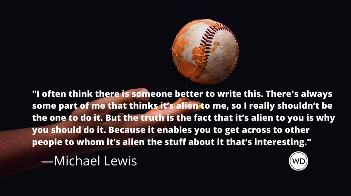 Pieces of Advice From Moneyball Author Michael Lewis