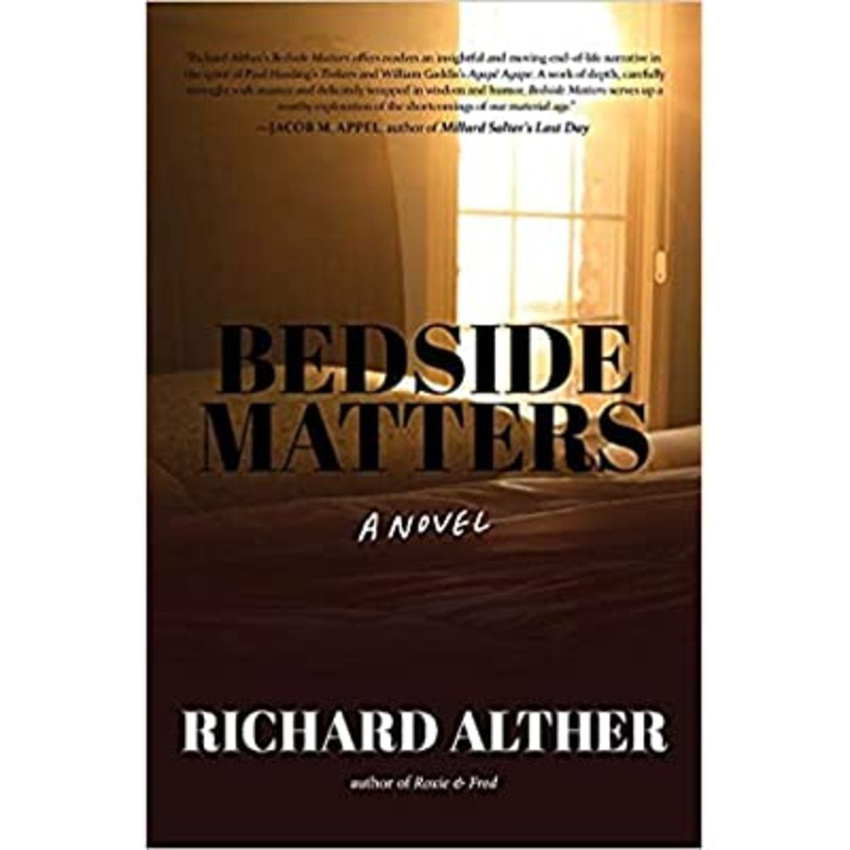 Beside Matters by Richard Alther