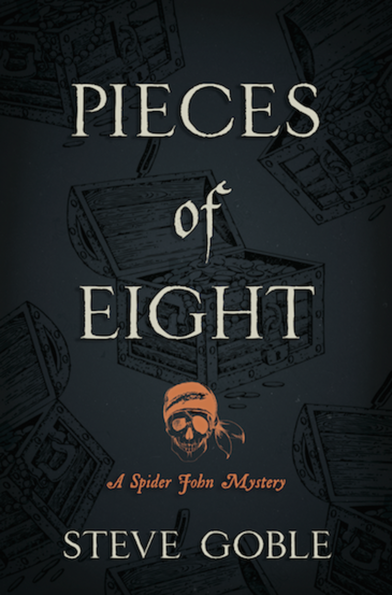 Pieces of Eight by Steve Goble