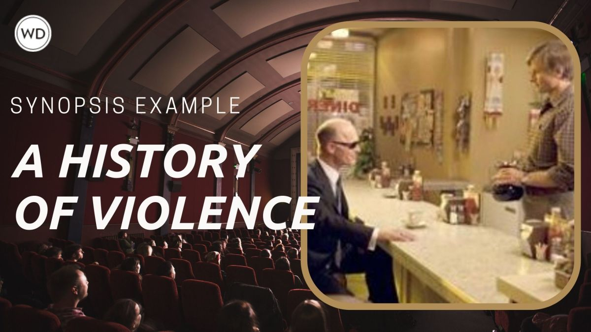 Synopsis Example: ''A History of Violence'' (Thriller)