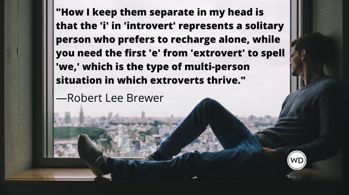 Introvert vs. Extrovert vs. Extravert (Grammar Rules)