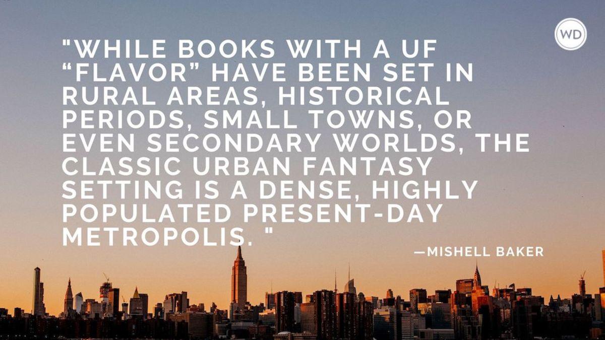 5 Elements All Urban Fantasy Novels Must Have