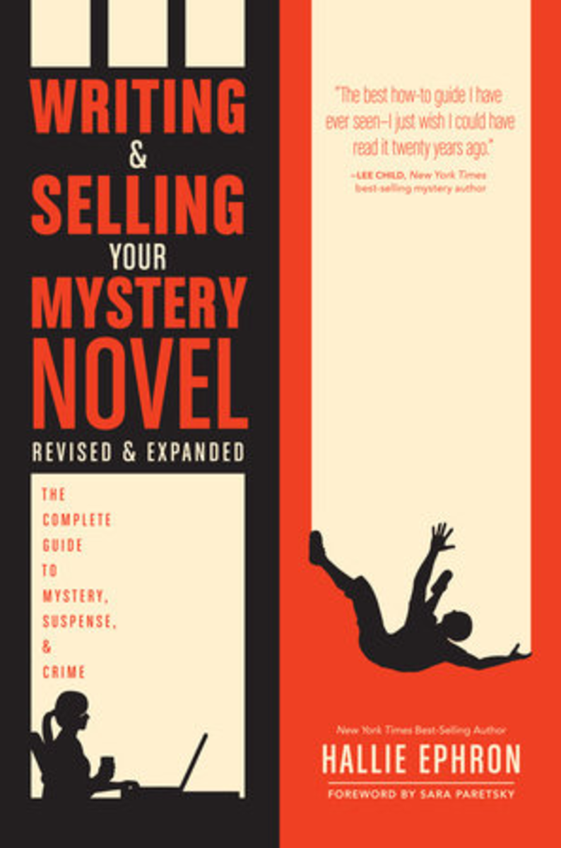 Writing and Selling Your Mystery Novel, by Hallie Ephron