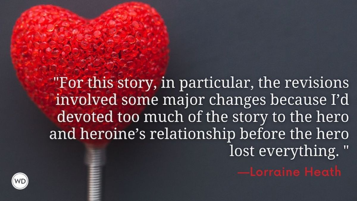 Lorraine Heath: Romance Without Outlines