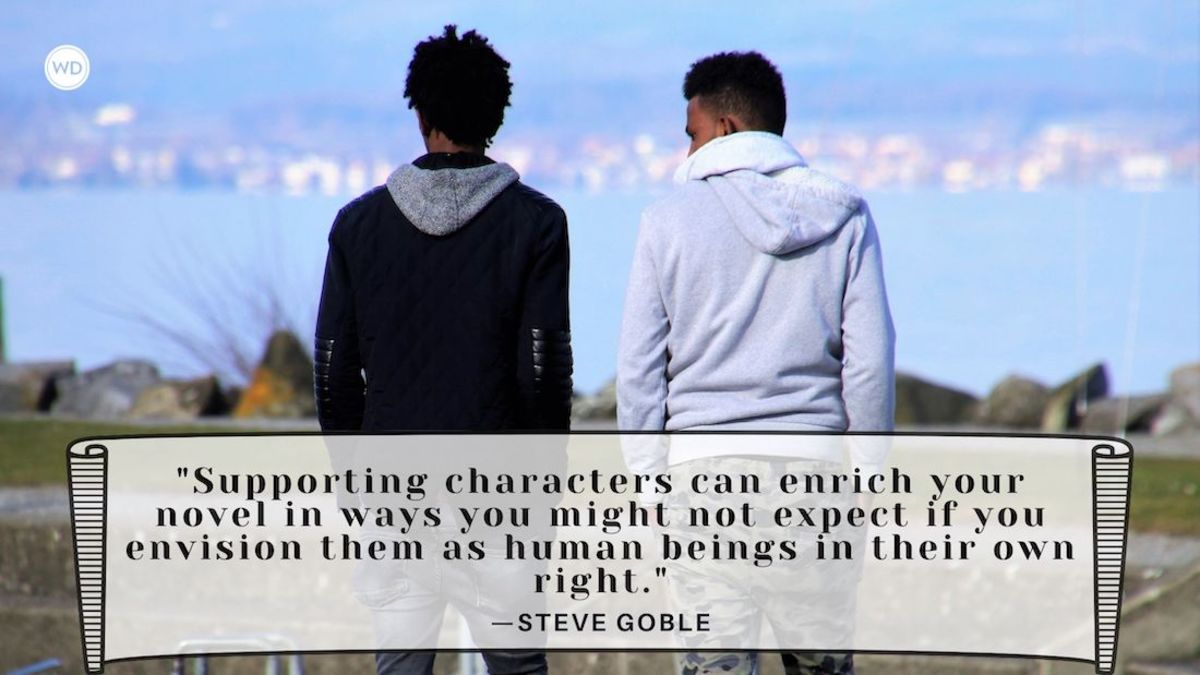 Are Your Minor Characters Working Hard for You?