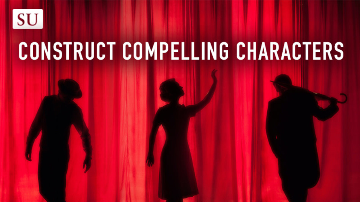 Construct Compelling Characters   Script University