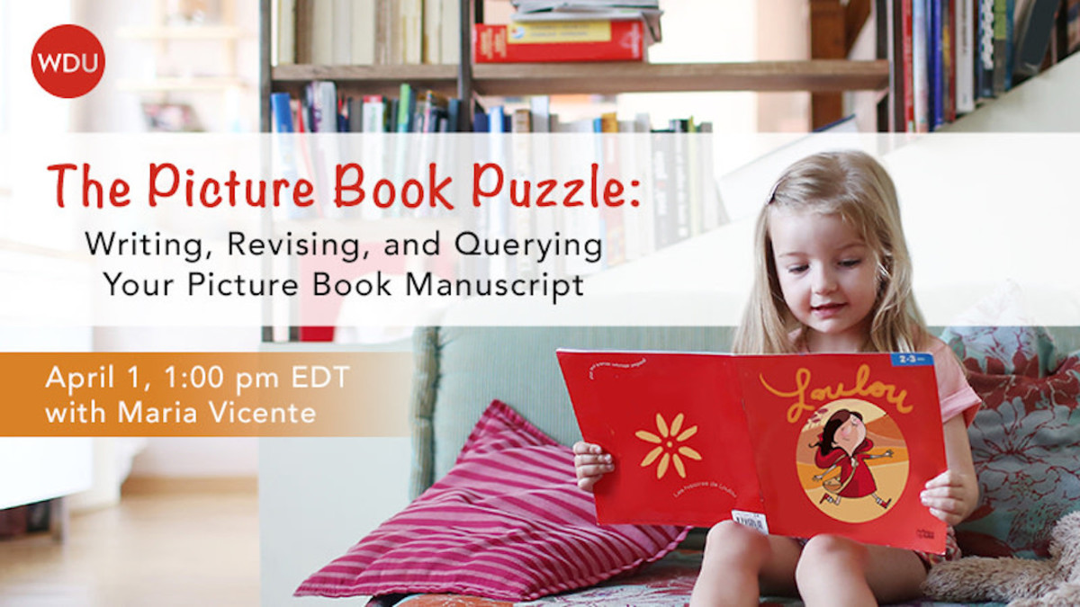 Webinar:The Picture Book Puzzle