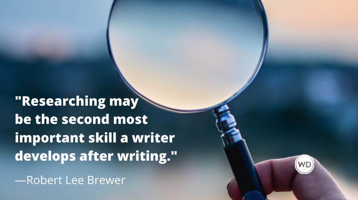 Writing Mistakes Writers Make: Neglecting Research