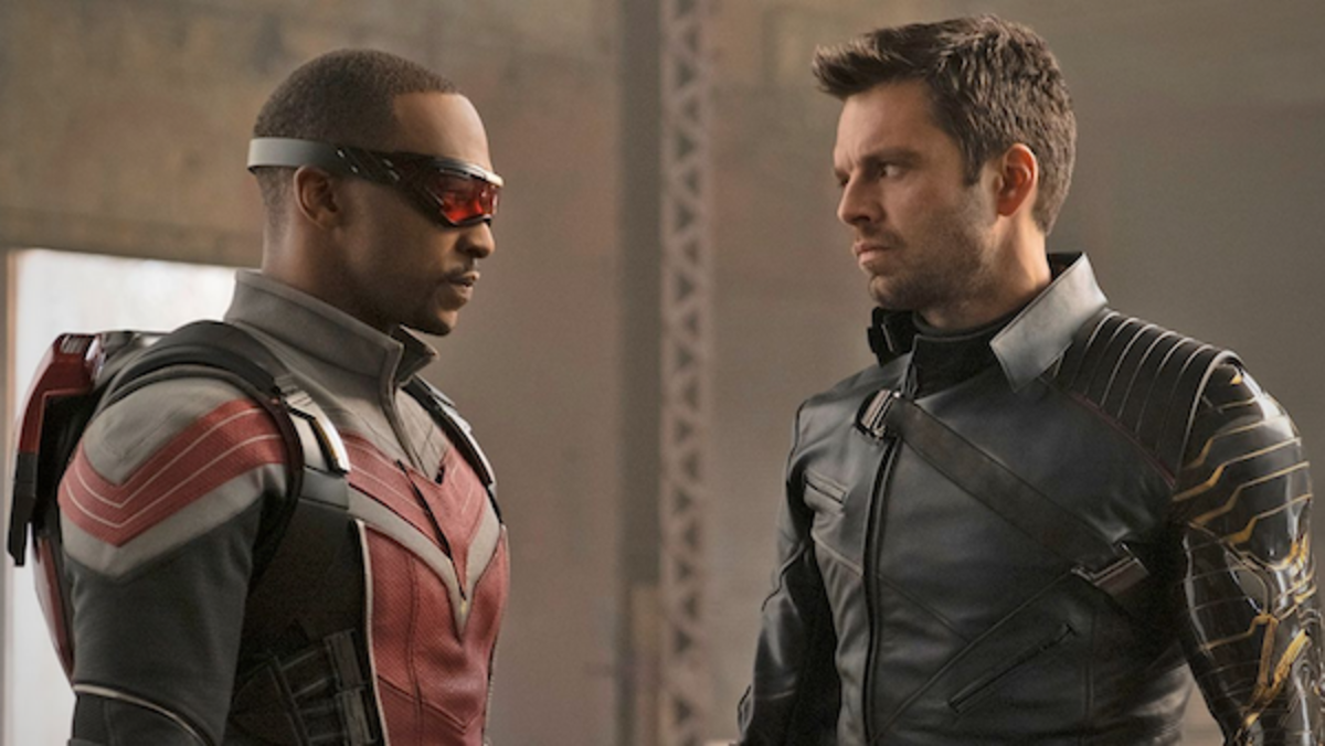 The Falcon and the Winter Soldier, Disney+
