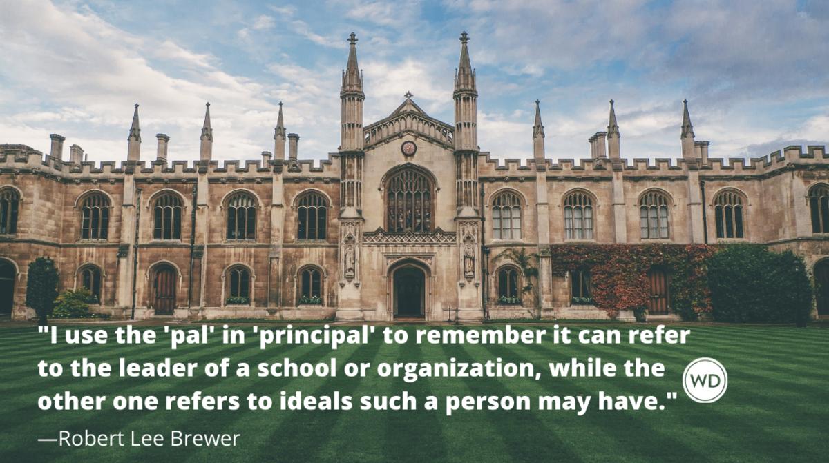 Principal vs. Principle (Grammar Rules)