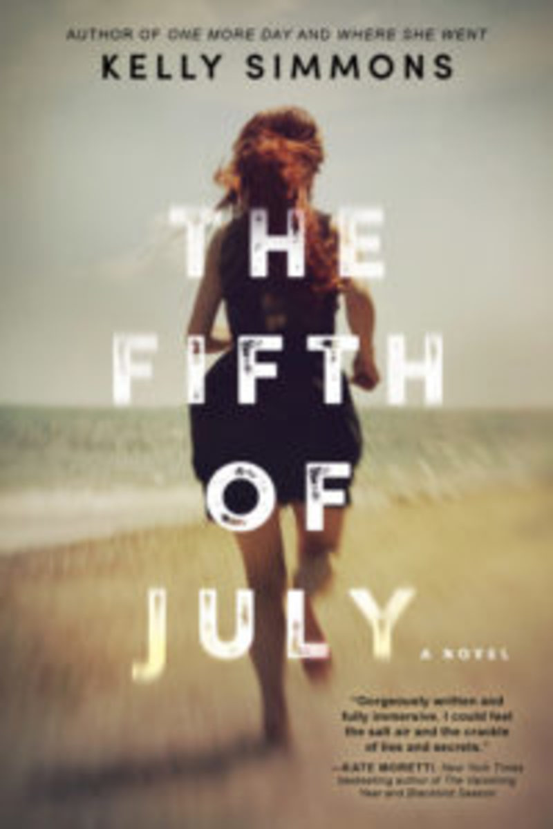 Fifth of July book covers