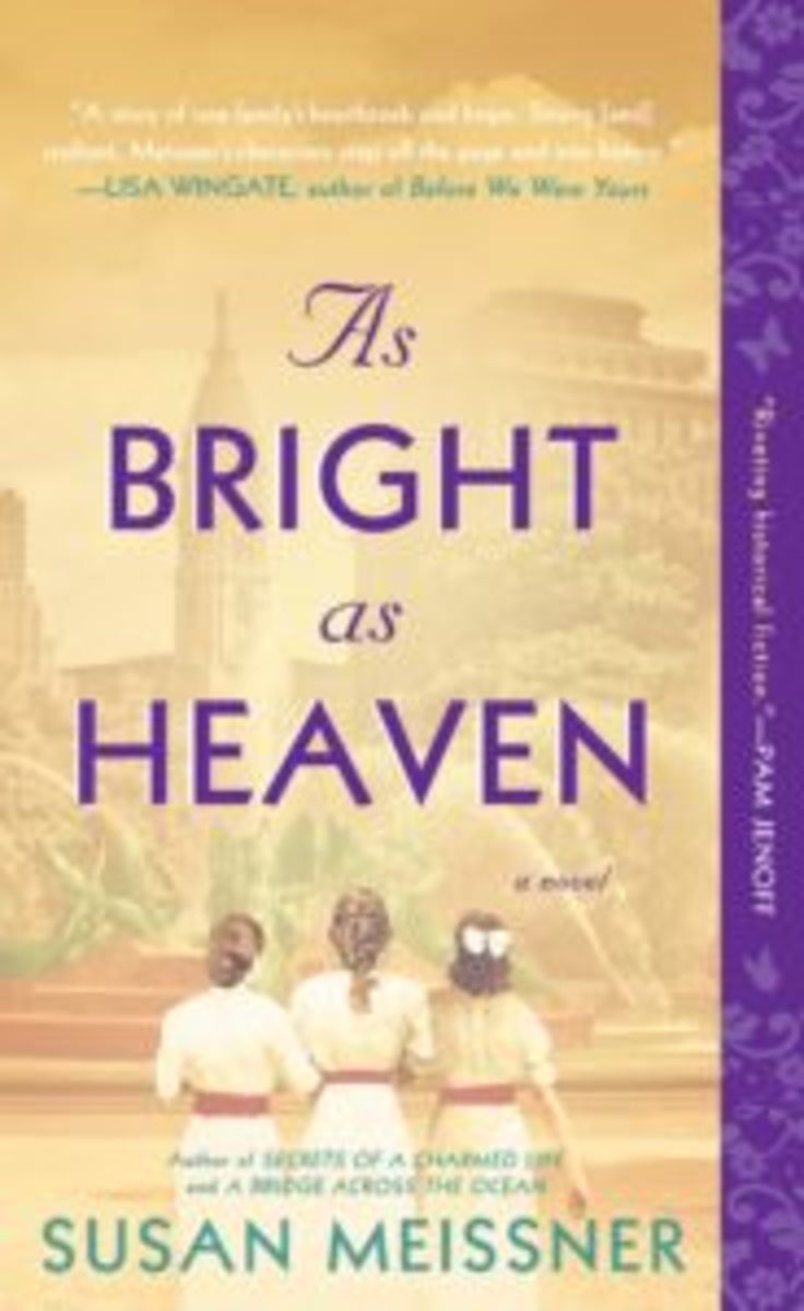 As Bright as Heaven book covers