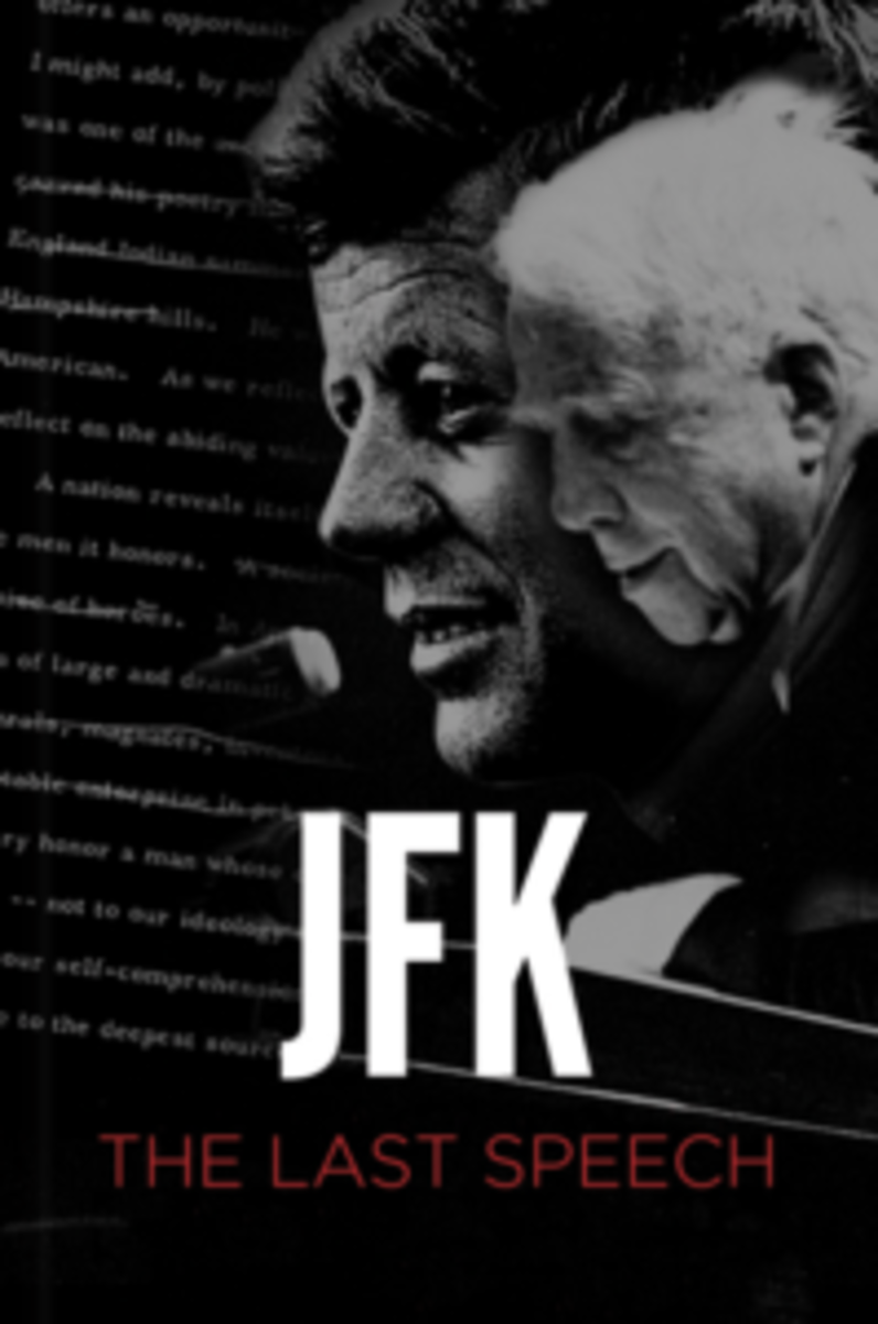 JFK The Last Speech