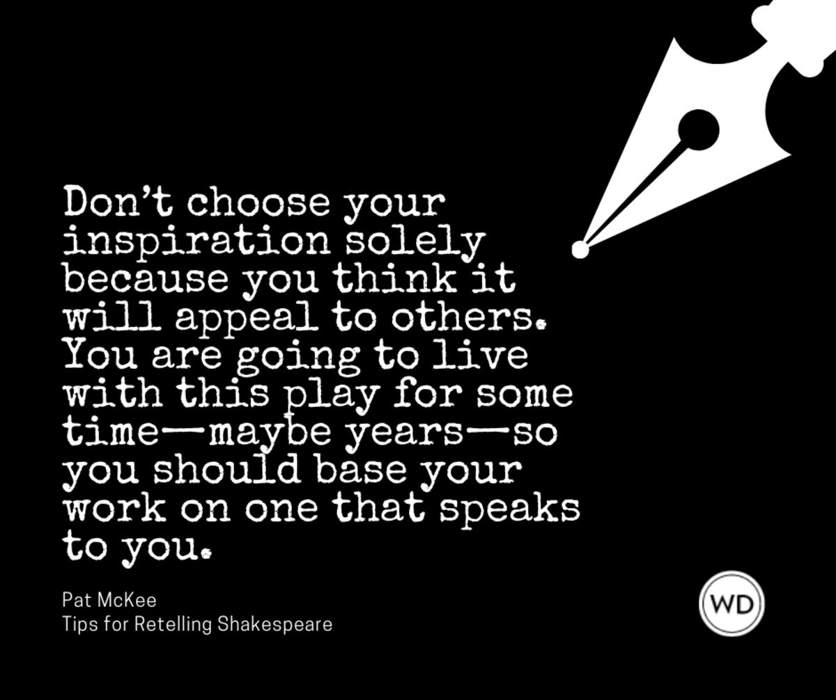 Retelling Shakespeare