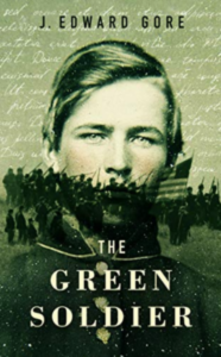 The Green Soldier by J. Edward Gore