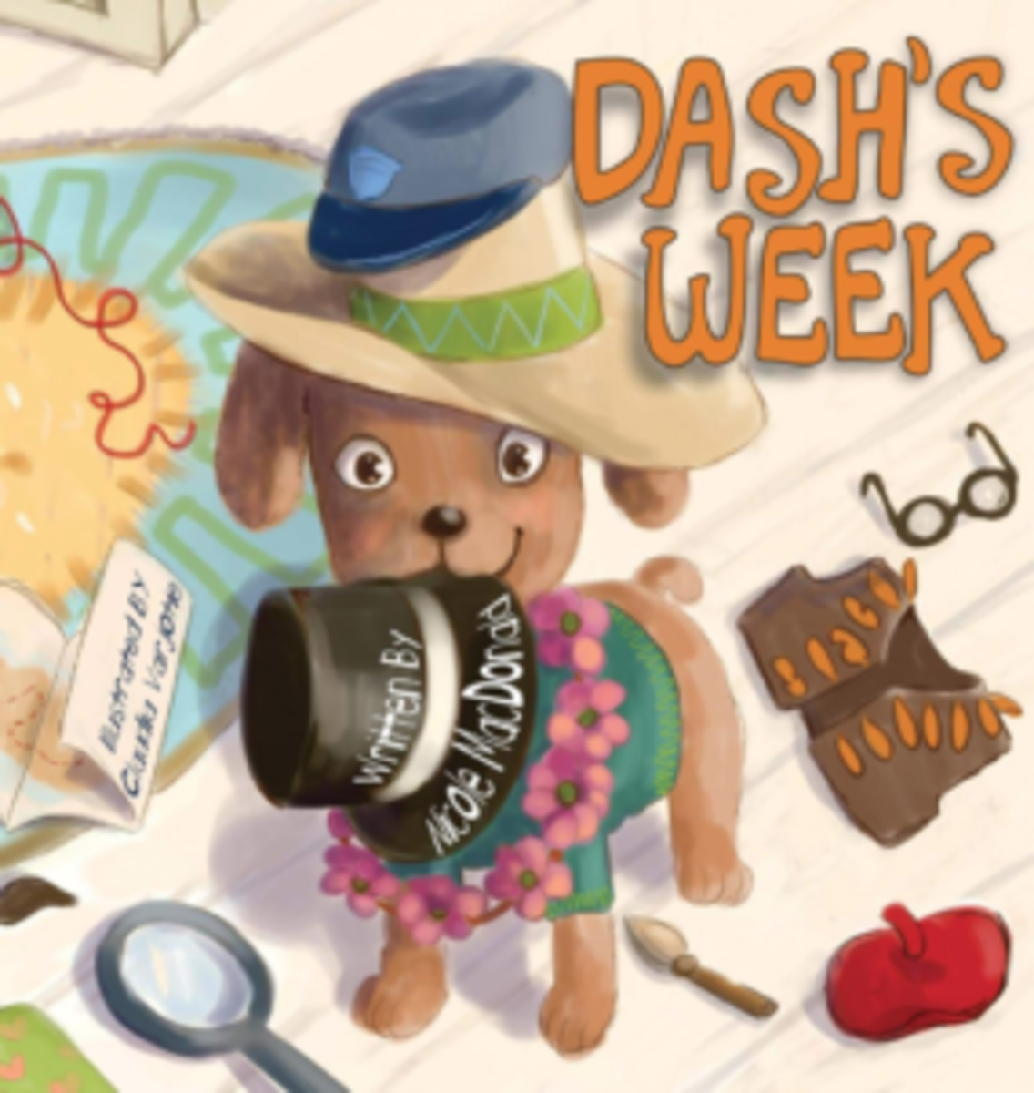 Dash's Week by Nicole MacDonald