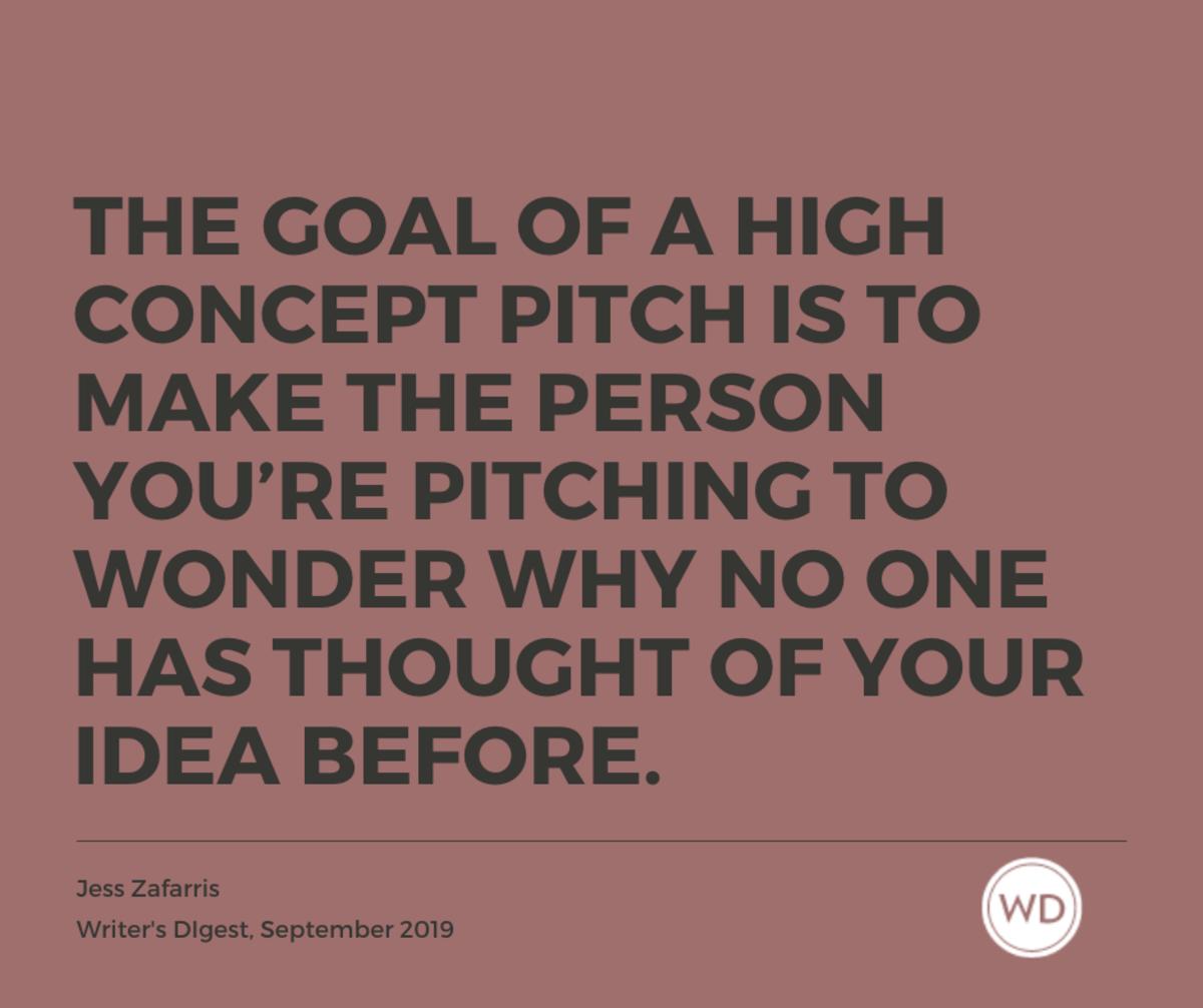 High concept ideas
