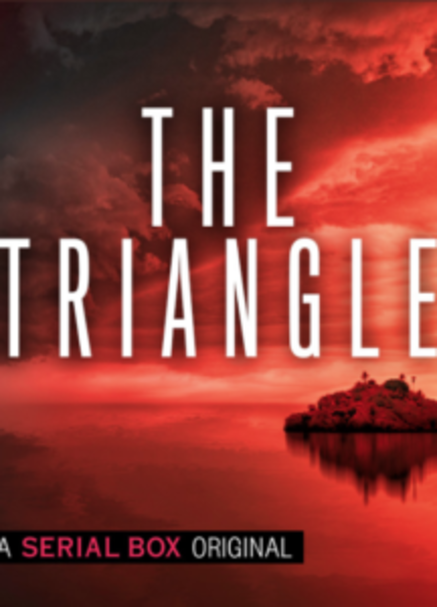 A shipwrecked team of experts must unravel the secrets of the Bermuda Triangle, before it kills them all. Get a sneak preview here.