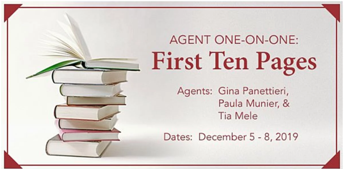 Get your first 10 manuscript pages to capture an agent's attention with this Writer's Digest bootcamp.