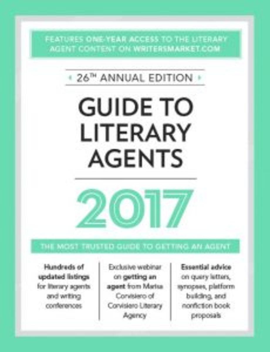 literary agents, GLA 2017
